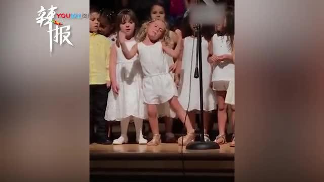 灵魂歌者 4岁女孩用生命在唱歌