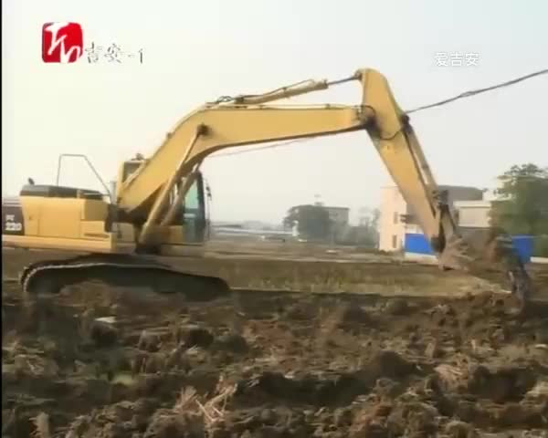 吉安市建成高标准农田40万亩