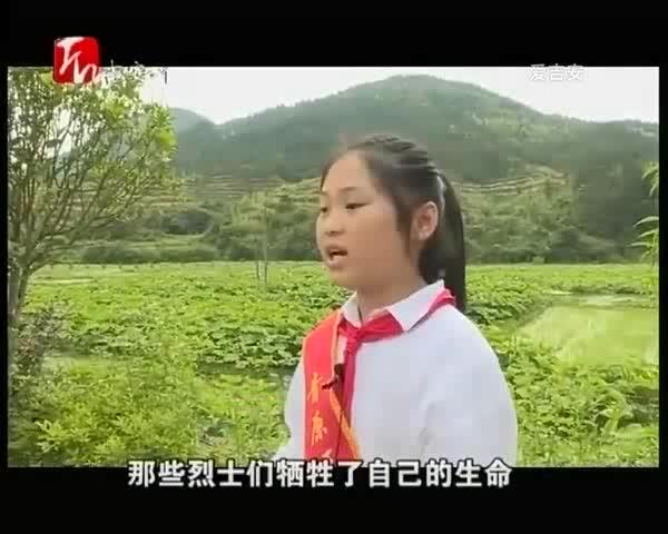 青原区:小小讲解员 传承红色基因