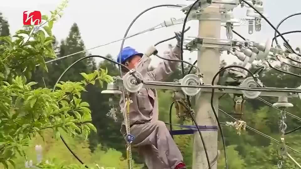 吉安市全面完成貧困村電網改造