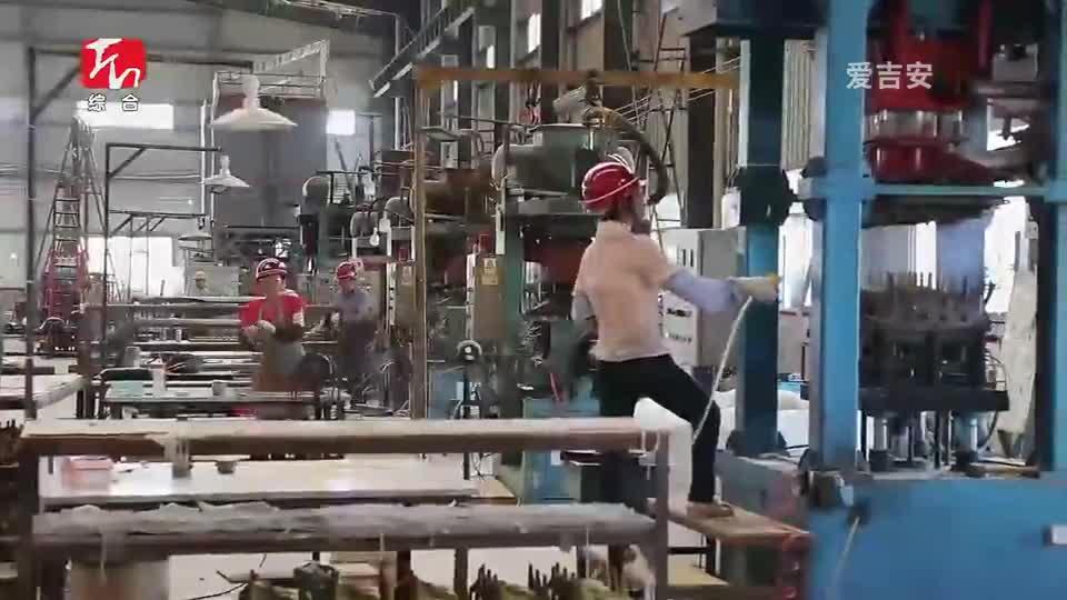 吉安市工業經濟持續回暖提升