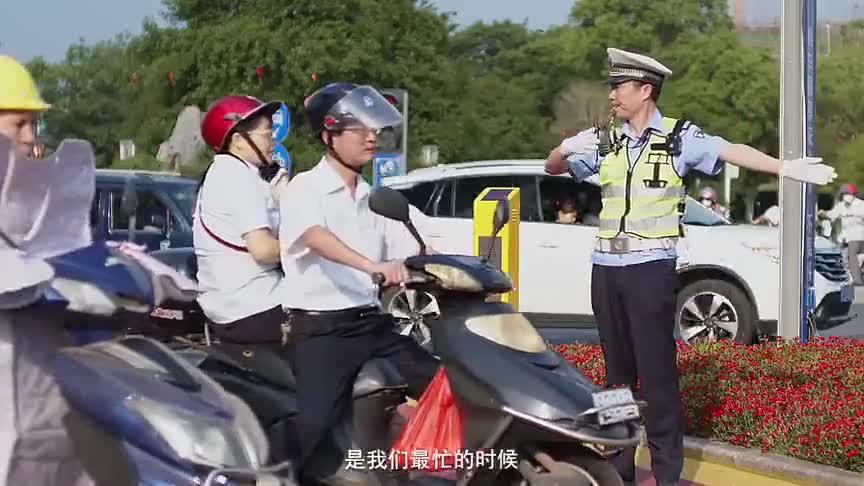 """""""马路管家""""肖钧——第二届吉安""""警界风云人物""""系列视频展播(六)"""