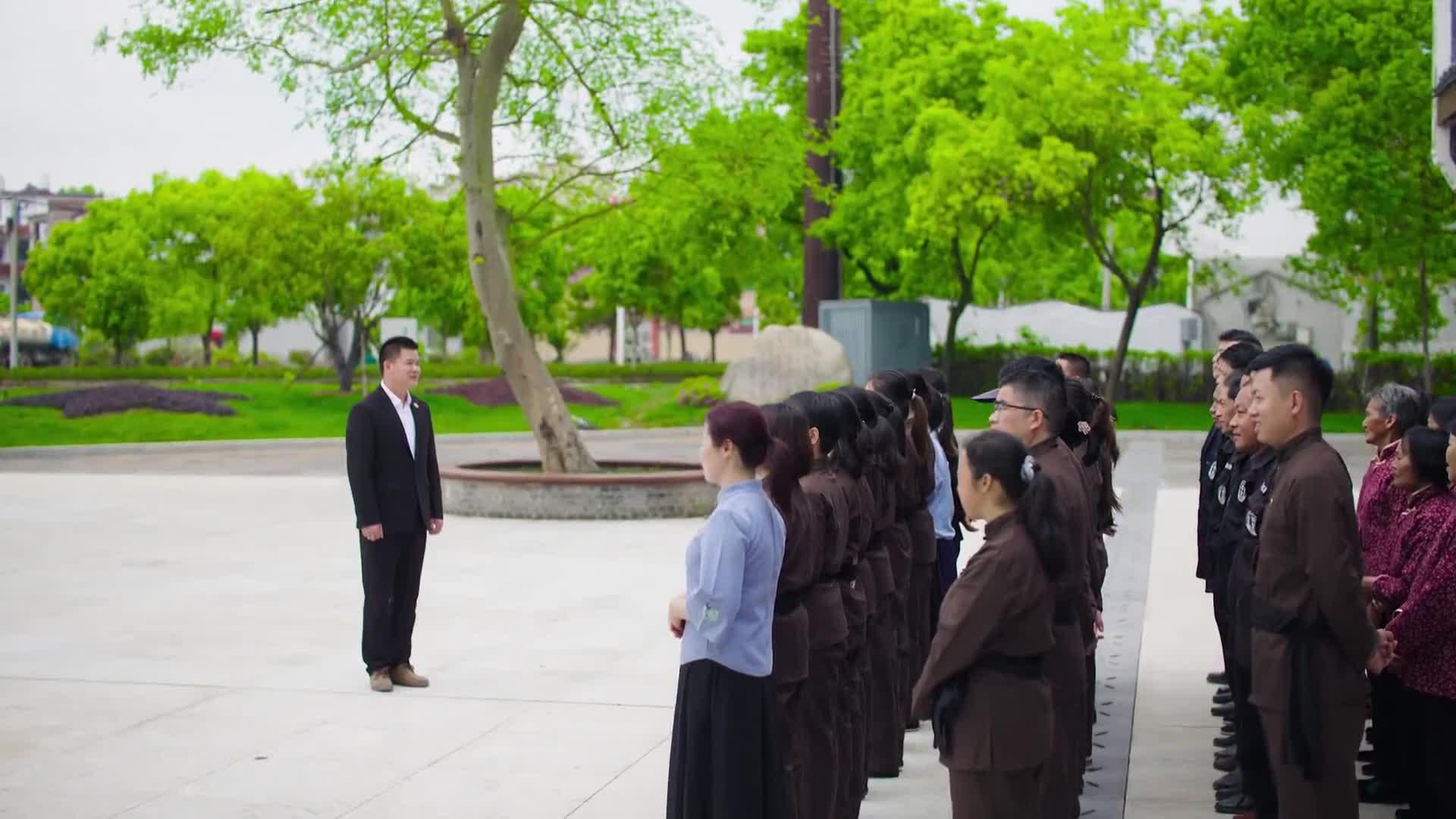 青原区掀起党史学习教育热潮